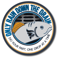 Only-Rain-Down-The-Drain-Logo